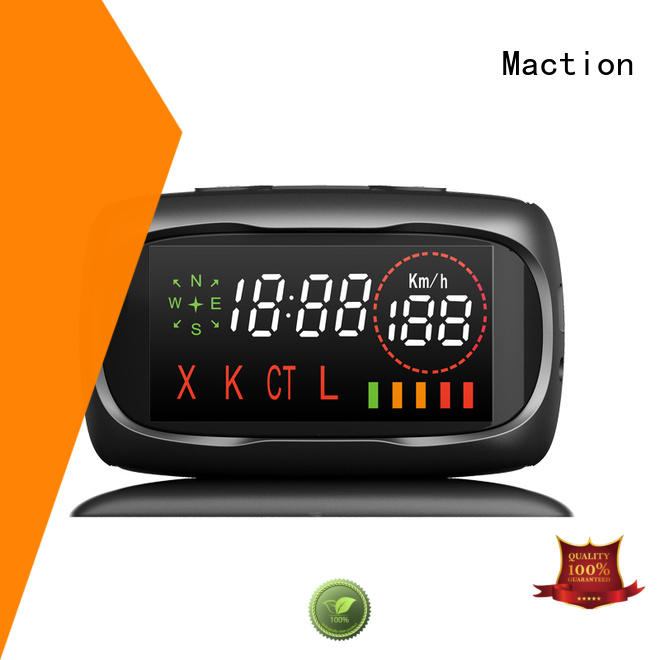 Maction korean vehicle tracking device supplier for home