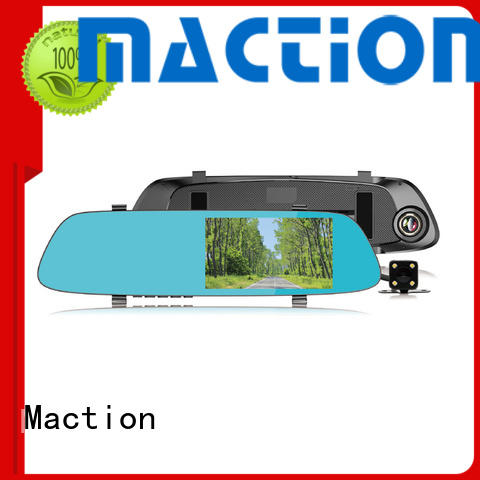 Maction mould car rear view camera manufacturer for car