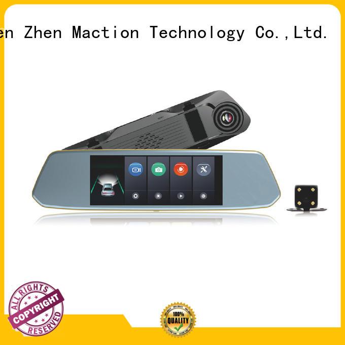 Maction design car mirror camera manufacturer for park