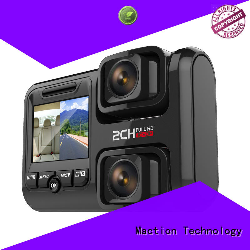 Maction Best dual dash cam factory for car