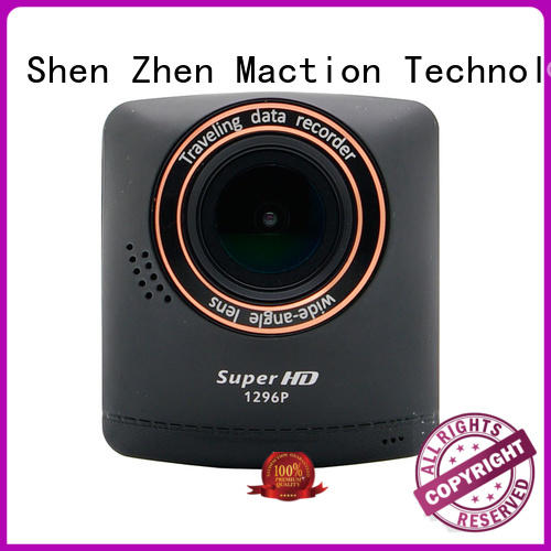 Maction special night vision dash cam manufacturer for street