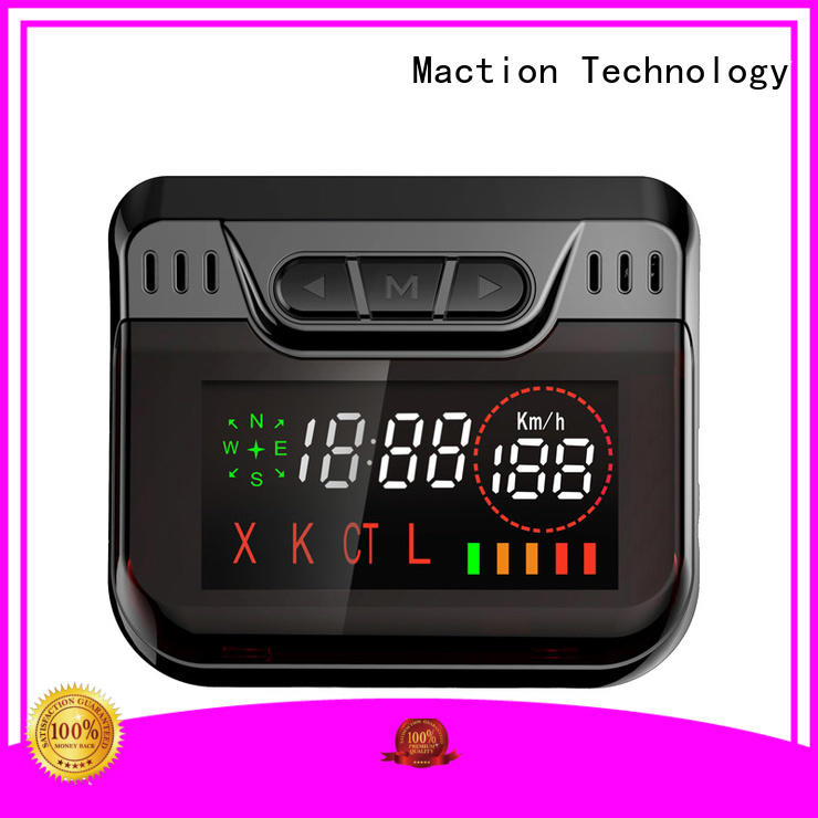 Maction Best vehicle tracking device for business for car