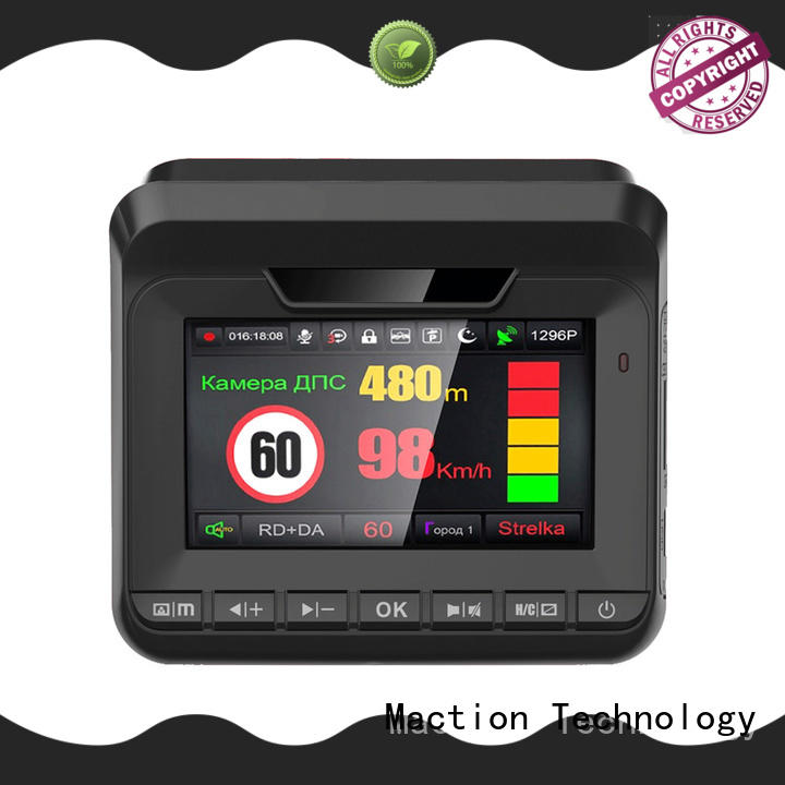 Maction dash gps device for car manufacturer for home