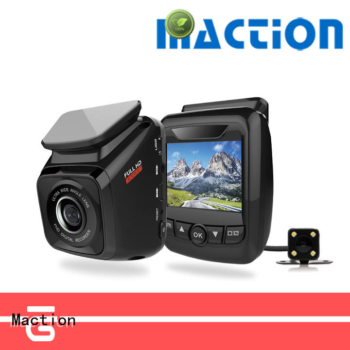 Maction New good dash cam 2016 Suppliers for park
