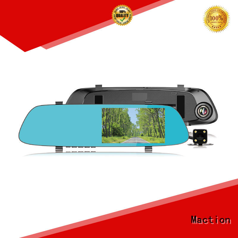 Maction Custom reverse camera mirror Suppliers for station