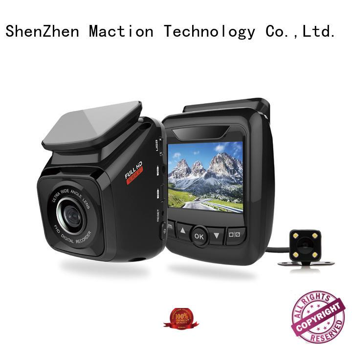 Maction Custom best car camera company for street
