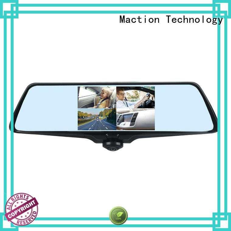 Maction 360° 360 view dash cam manufacturer for home