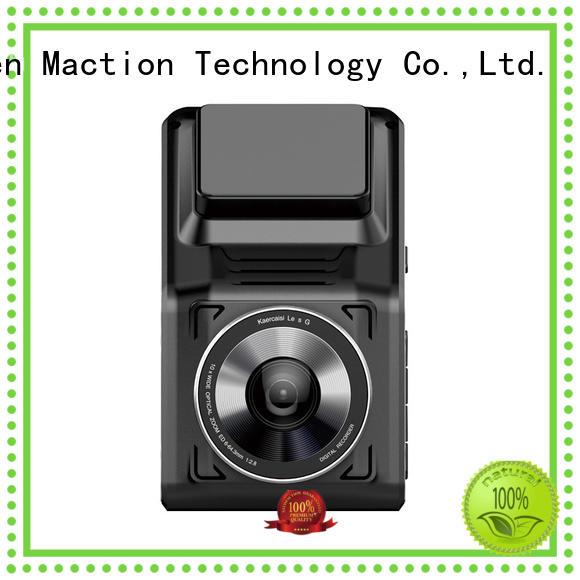 Maction dash dashboard camera capacitor for street