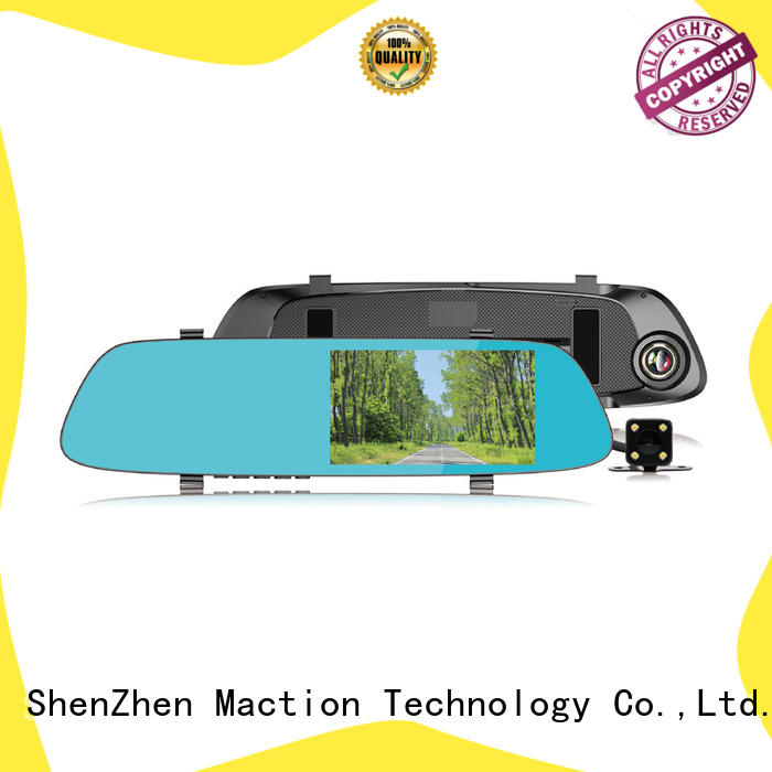 Top rear view mirror camera lens Supply for station