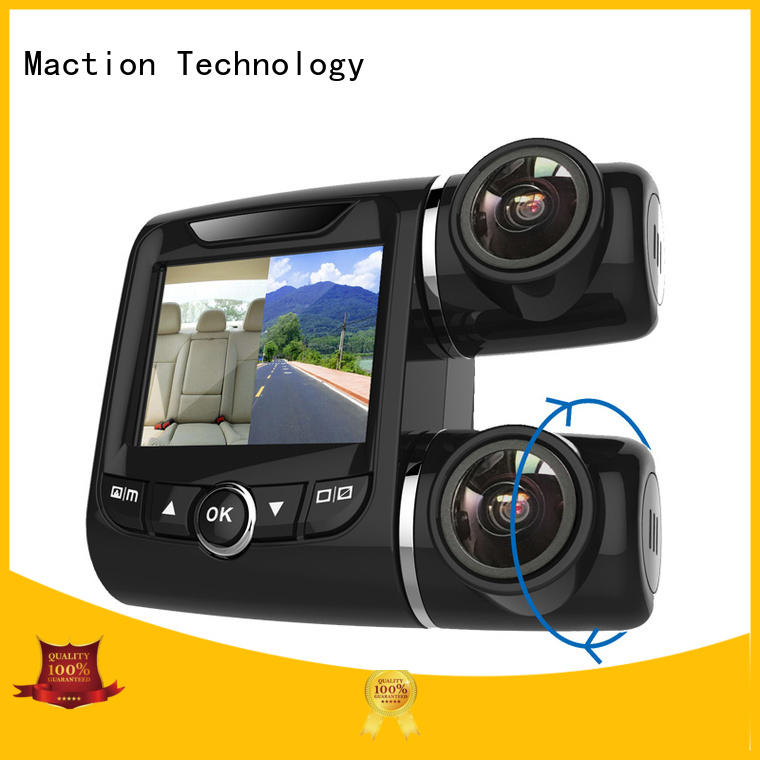 Maction High-quality dashboard camera manufacturers for park