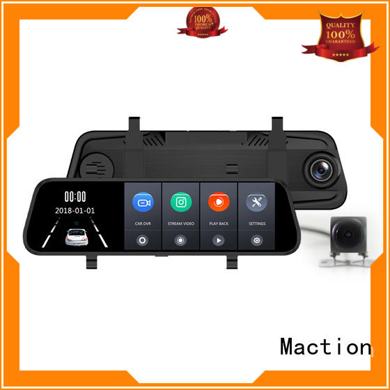 Maction camera rear view mirror camera series for home