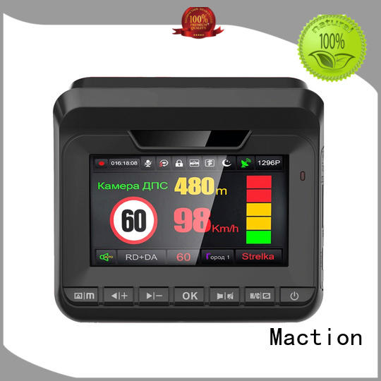 Maction dash vehicle tracking device manufacturer for street