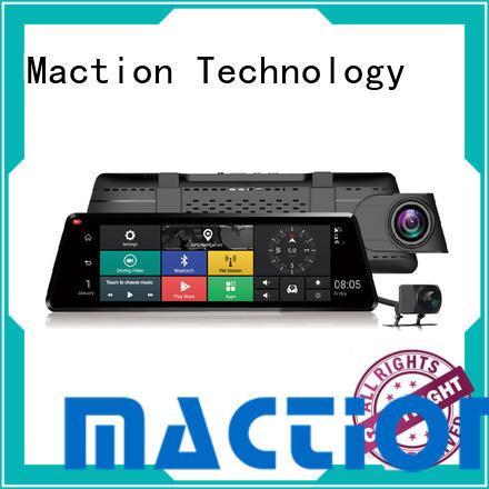 Maction 3g best dual dash cam wholesale for car
