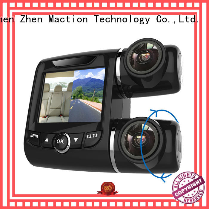 Maction private dual car camera wholesale for park