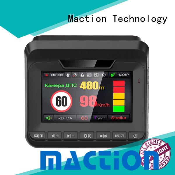 Maction combo gps device for car Suppliers for street