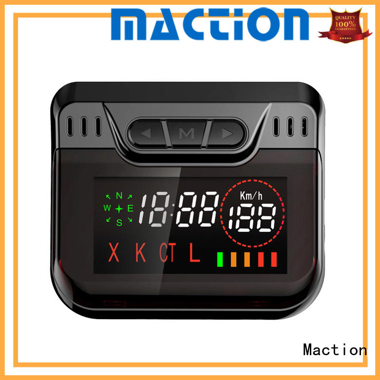 Maction vision vehicle tracking device wholesale for park