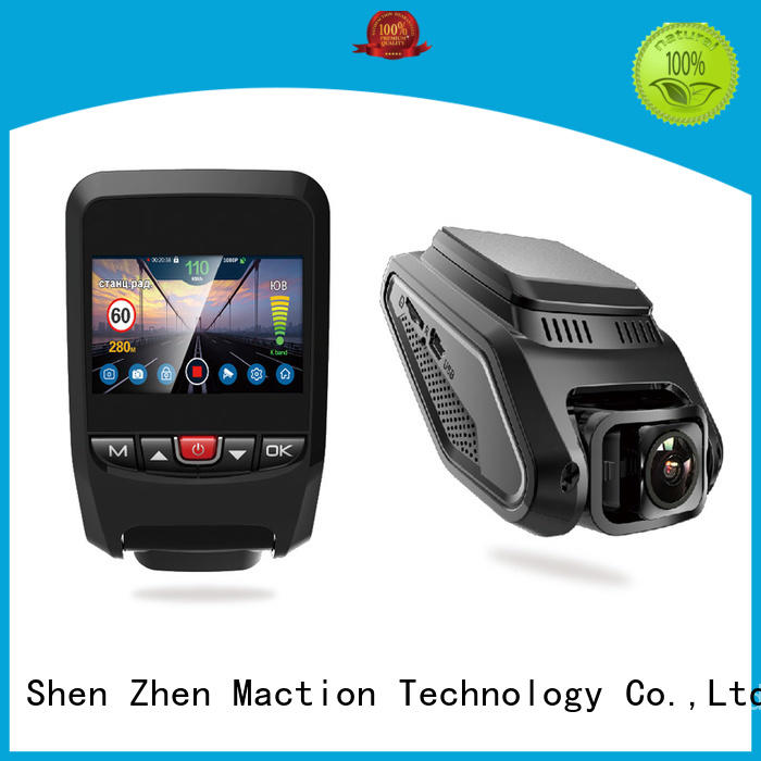Maction camera gps device for car series for station