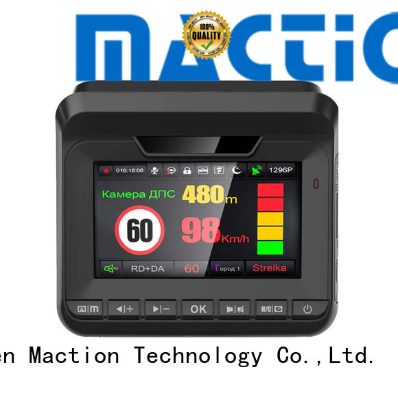 Maction combo gps tracking device for cars speed station