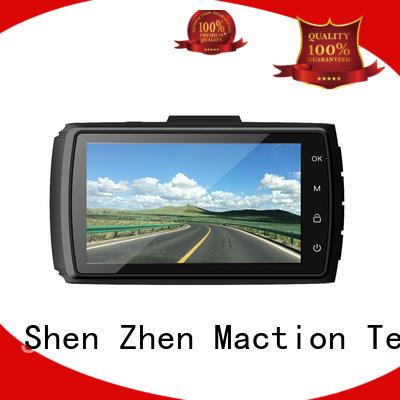 Maction night dual dash cam manufacturers for car
