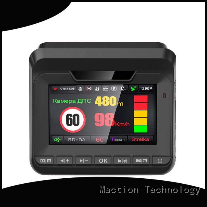 Maction russian car radar detector wholesale for street