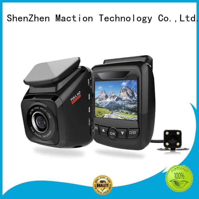 Maction cam dual car camera company for car