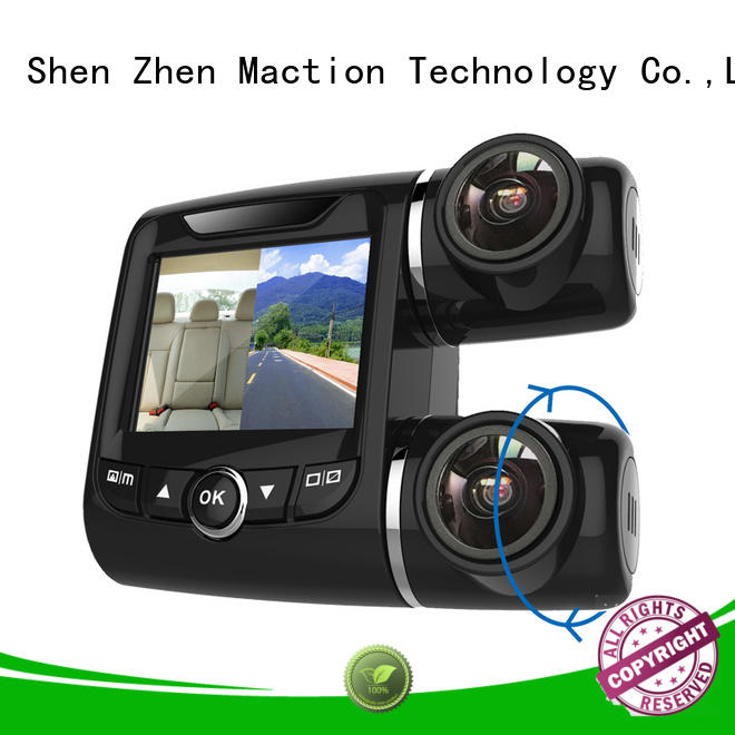 Wholesale dual cam dash cam novatek factory for car