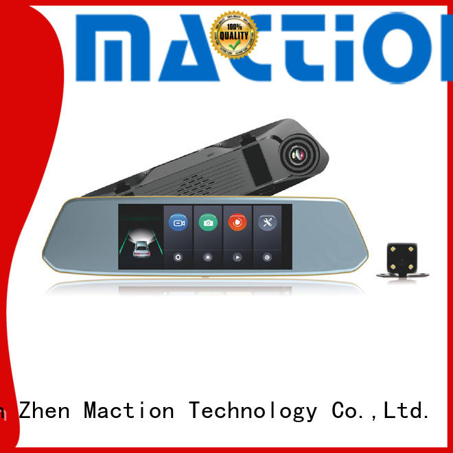 Maction Wholesale rear view mirror camera Supply for car