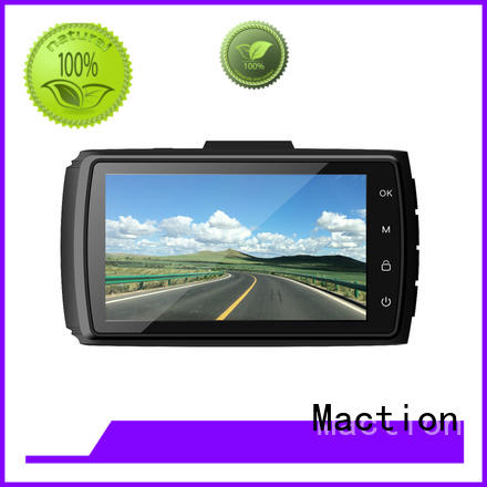 Maction private dual car camera series for park