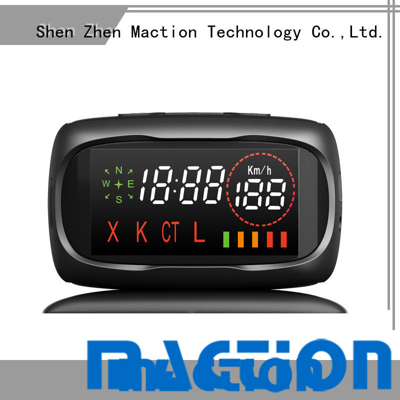 Maction russian gps device for car supplier for street