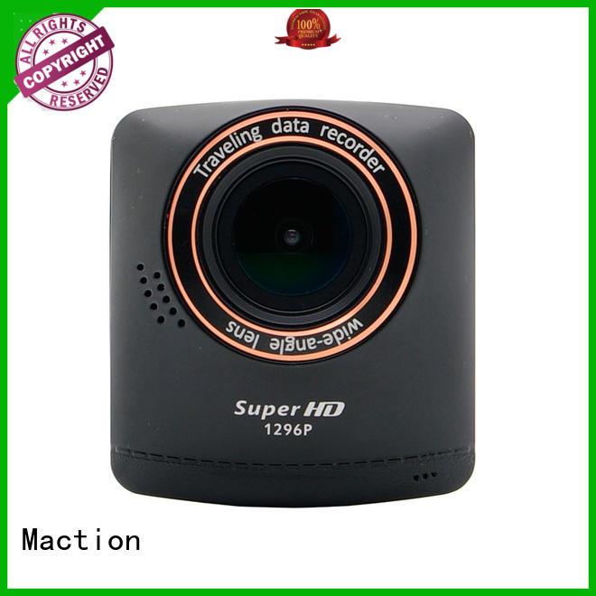 Maction dash dual cam dash cam series for street