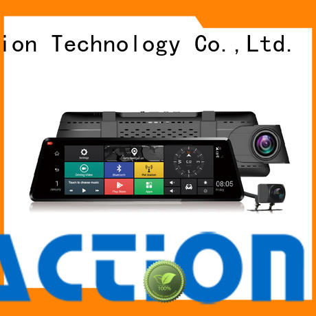 Maction dual hd dash cam manufacturer for station