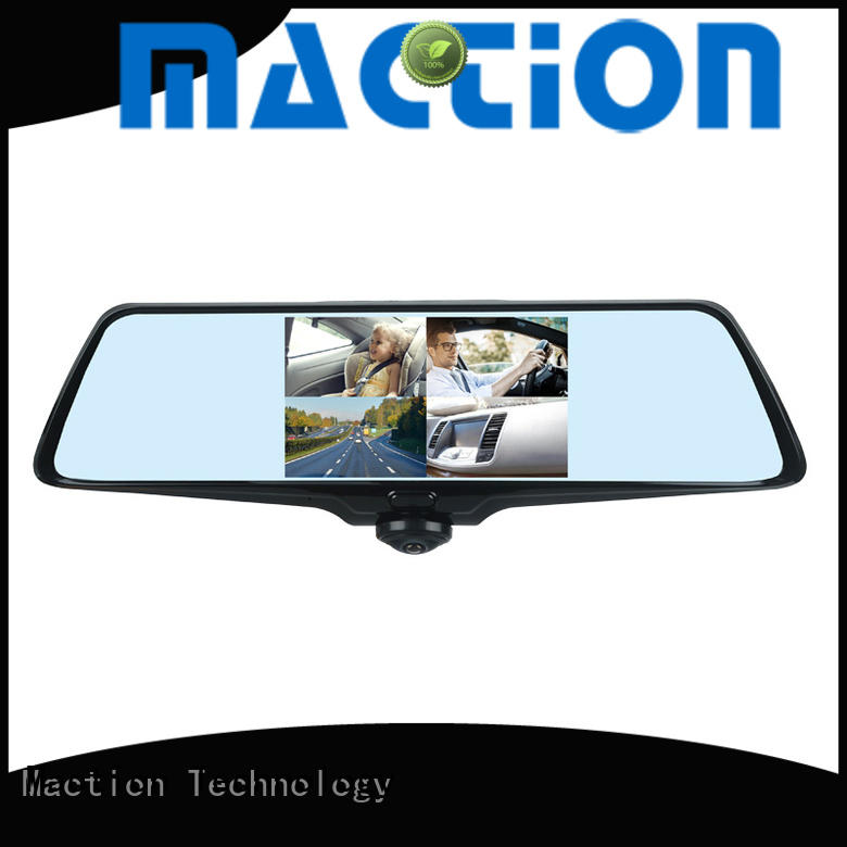 Maction touch 360°dash camera camera for station