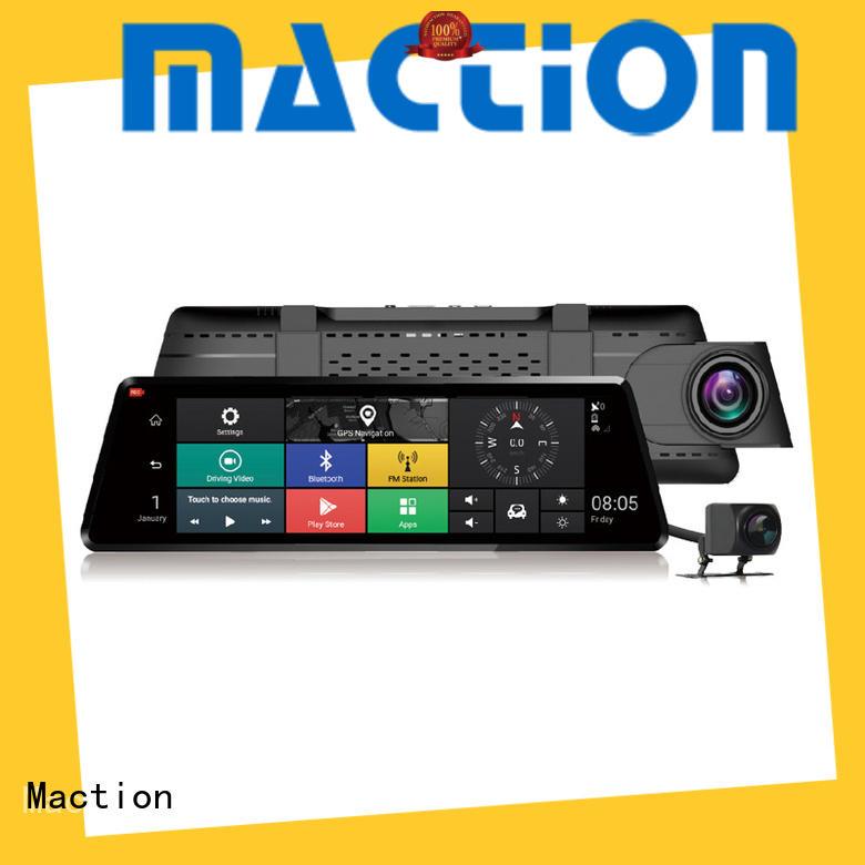 3g gps car tracker camera for station Maction