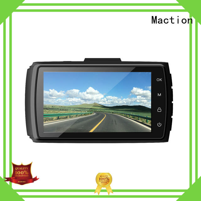 Maction newest dashboard camera series for car