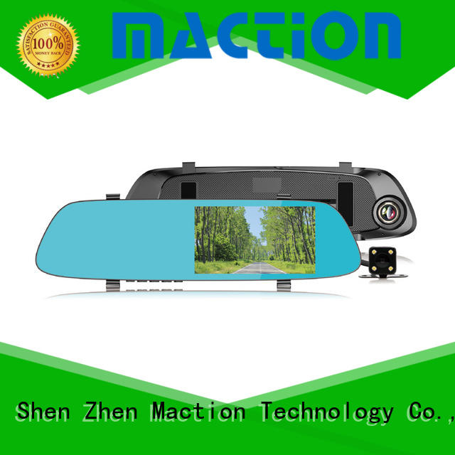 Maction private reverse camera mirror manufacturer for street