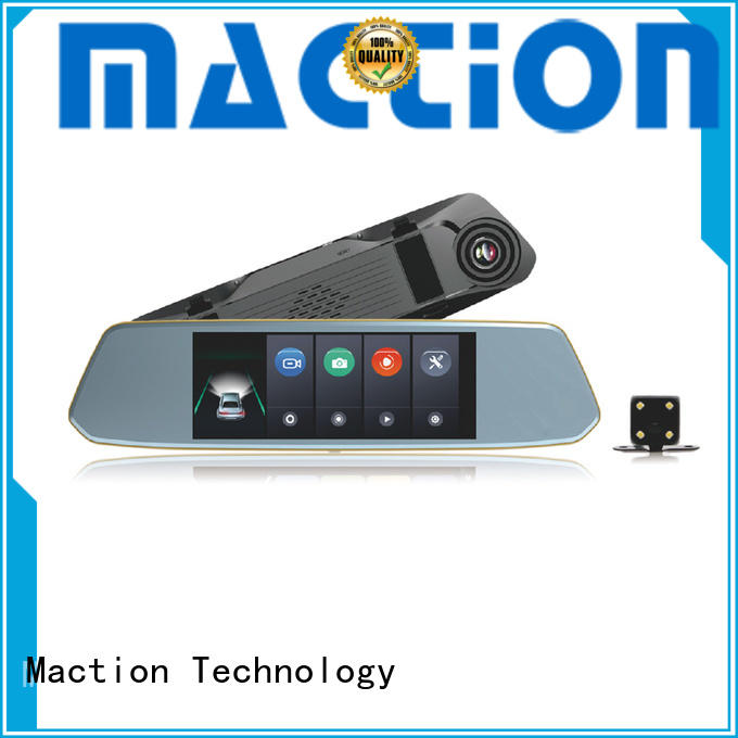 Maction dual reverse camera mirror Supply for street