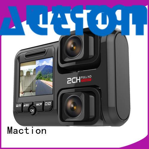Maction super dash cam pro supplier for car