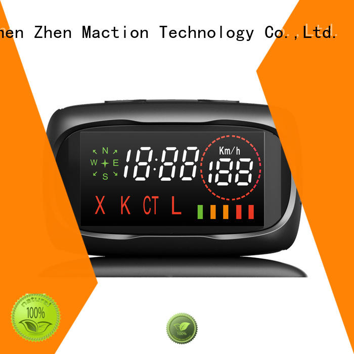 Maction New hidden gps tracker factory for car