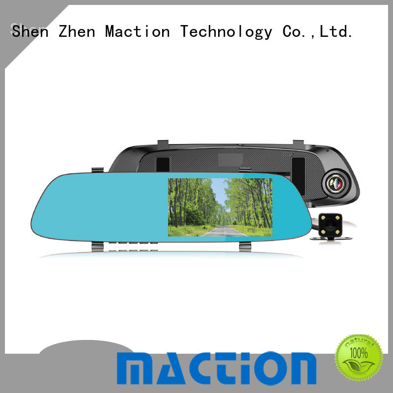 Maction Best backup camera mirror factory for street