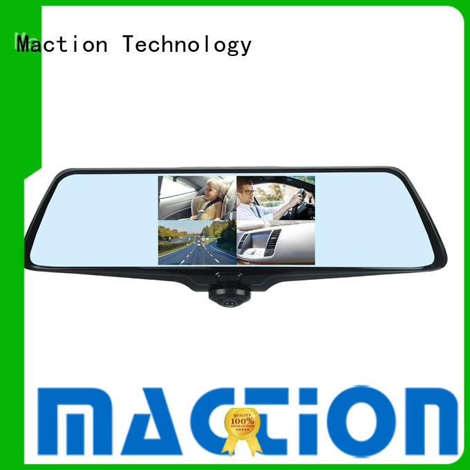Maction Best 360 view dash cam company for station