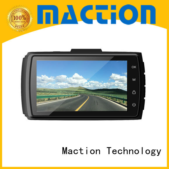 Maction wifi dash cam pro capacitor