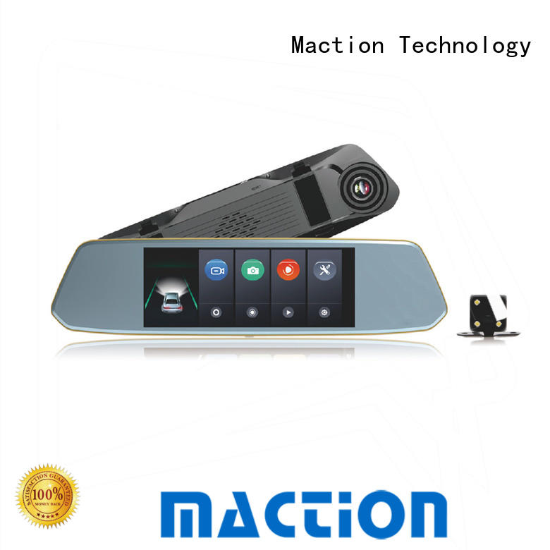 Maction New rearview mirror dvr Supply for park