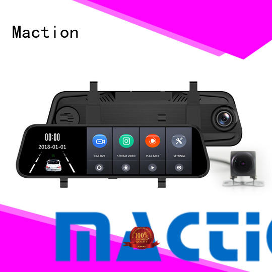 Maction mould car mirror camera manufacturer for street