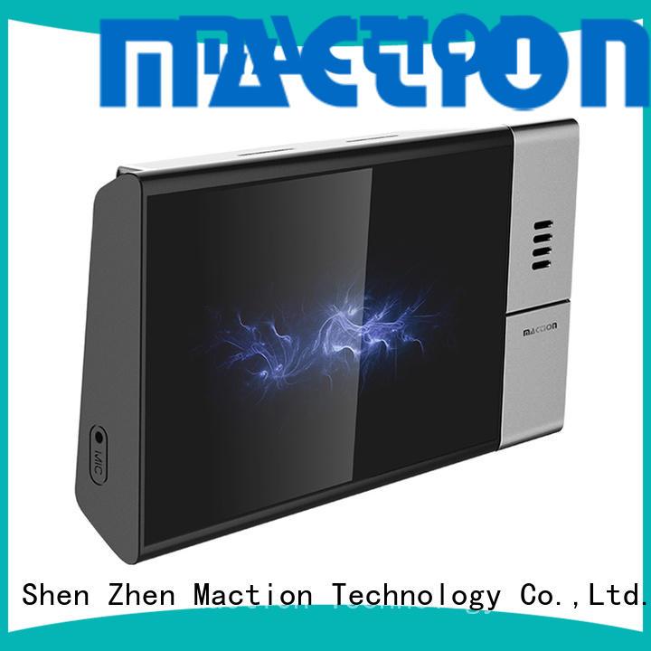 Maction 3g car dash cam pro supplier for station