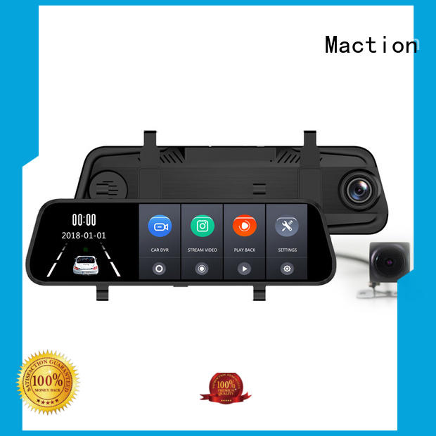 Maction Best car mirror camera company for station