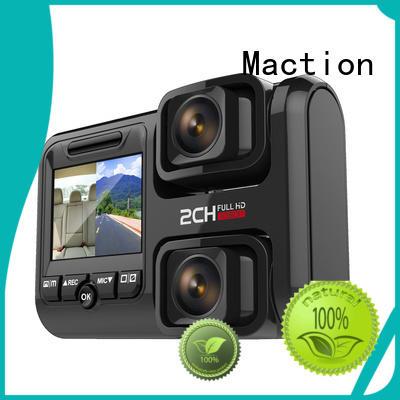 Maction dash dual dashcam capacitor for car
