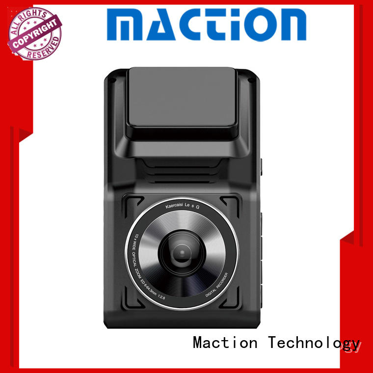 Maction car dash cam pro for business for street