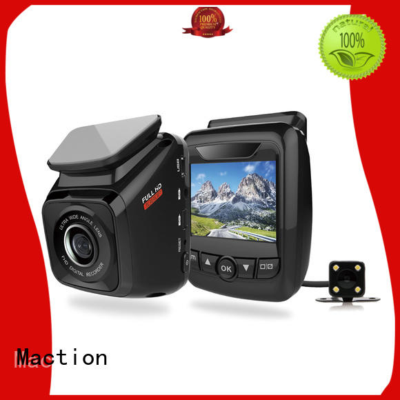 Maction wifi dash cam pro capacitor for park