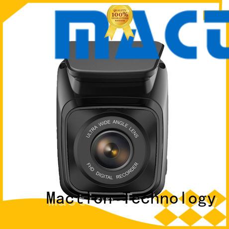 Maction wifi dual car camera capacitor for street