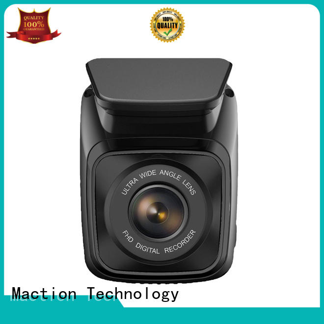 Maction newest best dual dash cam for car channel for car